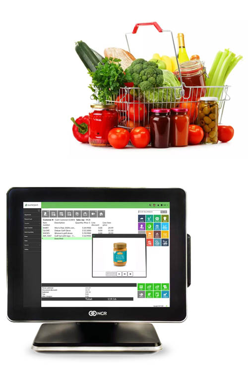 , Grocery Store POS System