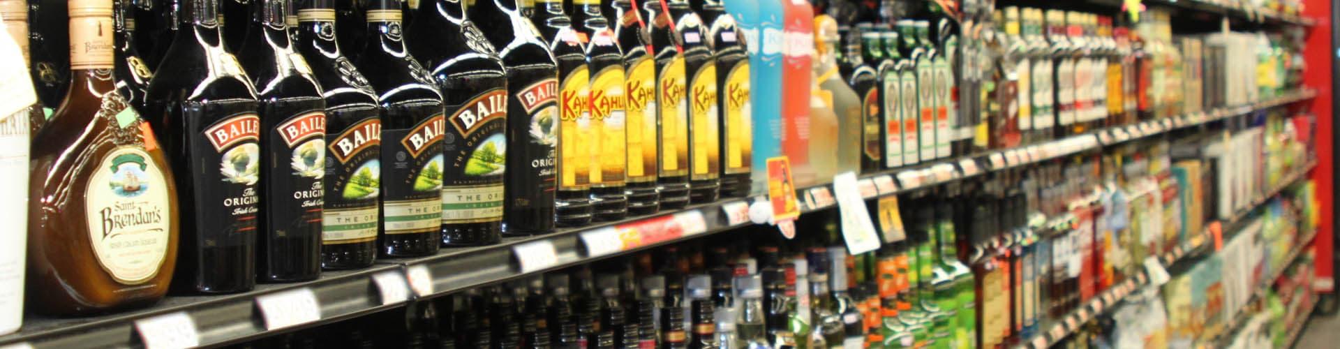 liquor store pos system, Liquor Store POS System