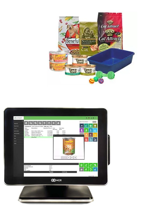 Party Store POS systems, Party Supply Store POS System