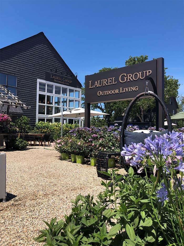 laurel group outdoor living storefront